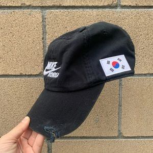 Nike Korea Heritage 86 Distressed Cap